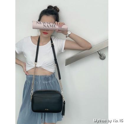 Adeline Camera Bag - Black
